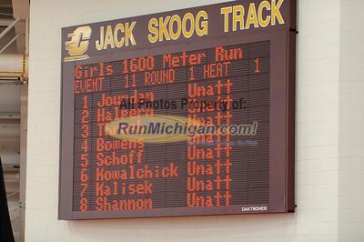 Girl's 1600 Meters- 2013 MITS State Meet