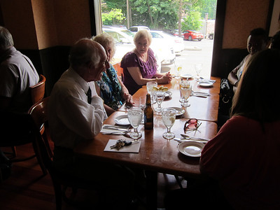 Howard's Birthday Luncheon 24 July 2012
