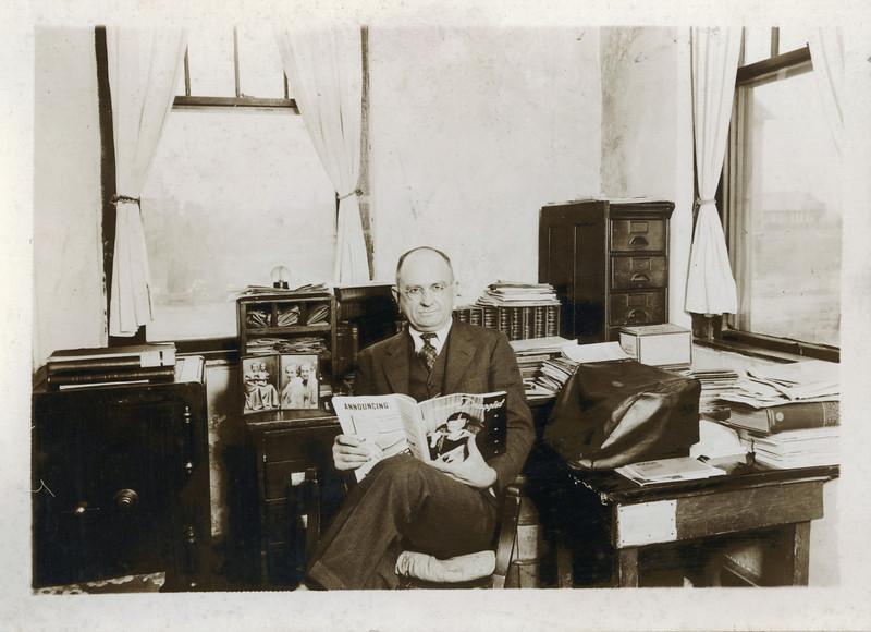 Dr. C.J. Stallworth.
