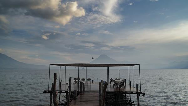 Guatamala: Panajachel, Lago de Atitlán