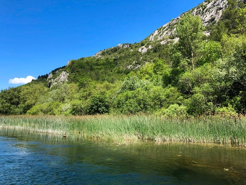 River Cetina, Omiš, Croatia