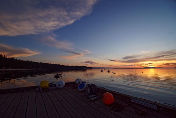 Savary Island, May 17-23, 2015