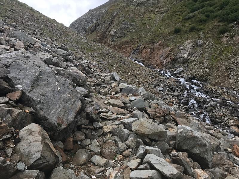 Maloja to Paso del Muretto