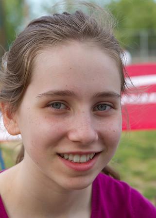 Sarah's 9th Birthday Party - May 13, 2012