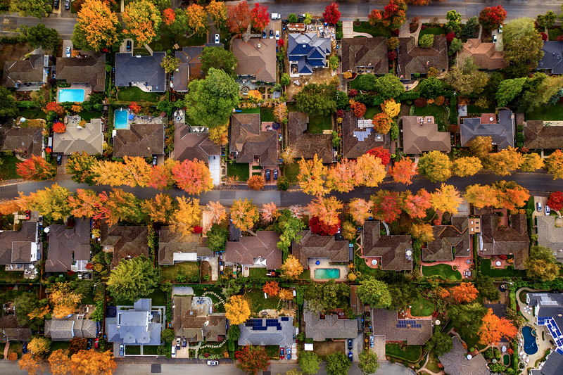 Neighborhood Drone (2020-11-21)