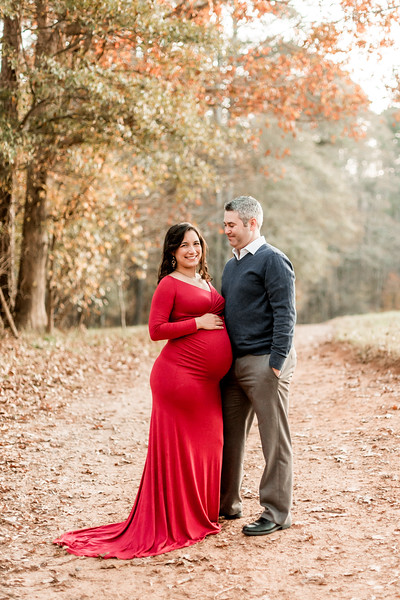 Mike + Maria Elena Maternity 2020