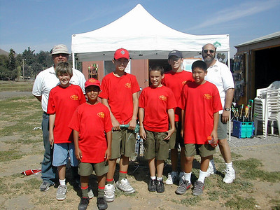 10/19/2003 - Fire Fliez Patro Service Project