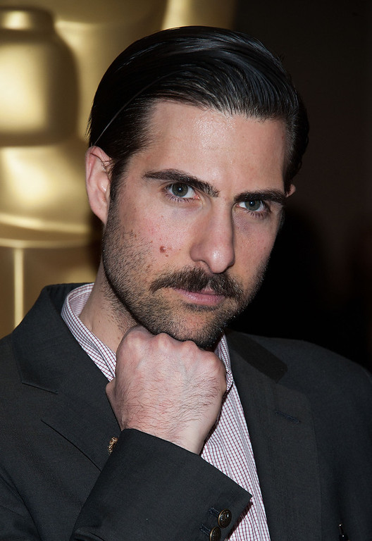 . Jason Schwartzman attends  The Academy Of Motion Picture Arts And Sciences Presents Oscar Celebrates: Shorts  at AMPAS Samuel Goldwyn Theater on February 19, 2013 in Beverly Hills, California. (Photo by Valerie Macon/Getty Images)