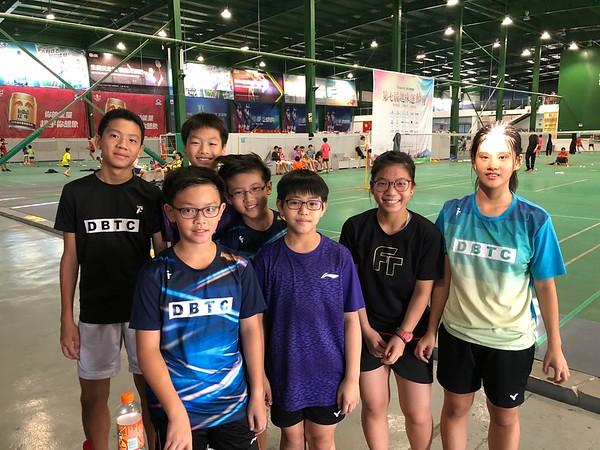 DBTC China Badminton Cultural Exchange