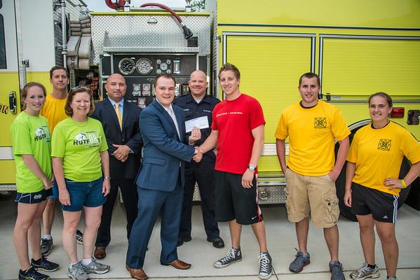 Susquehanna Bank Donation