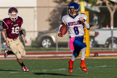 2012 Game 9 - Freshman -vs- Simi Valley