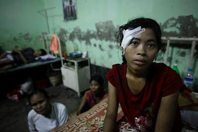 Rakhine Victims of Violence