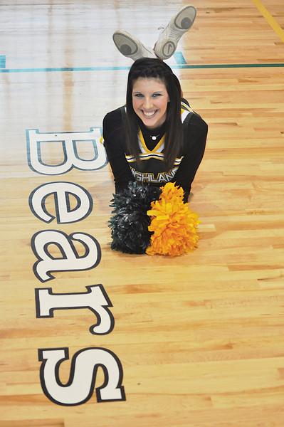 Hannah's Cheerleading Pics