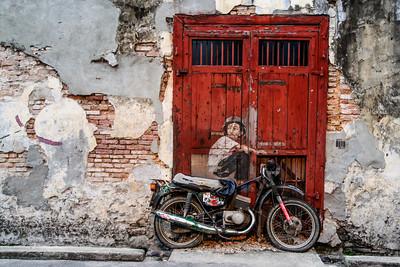 Street Art - George Town / Penang