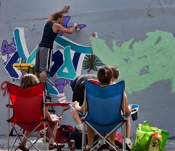 Great Graffiti Contest 2012