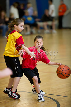 Boys & Girls Club - Basketball - Feb 25, 2012