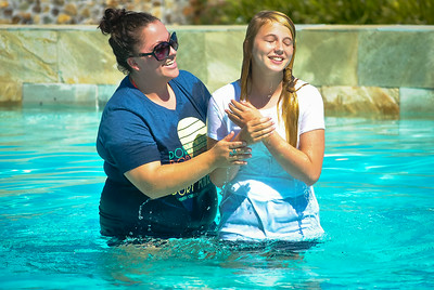 2014-08-10 kids baptism