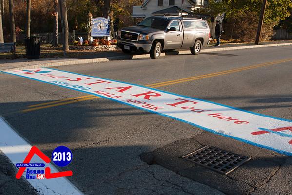 Marathon Park Plaques 2013