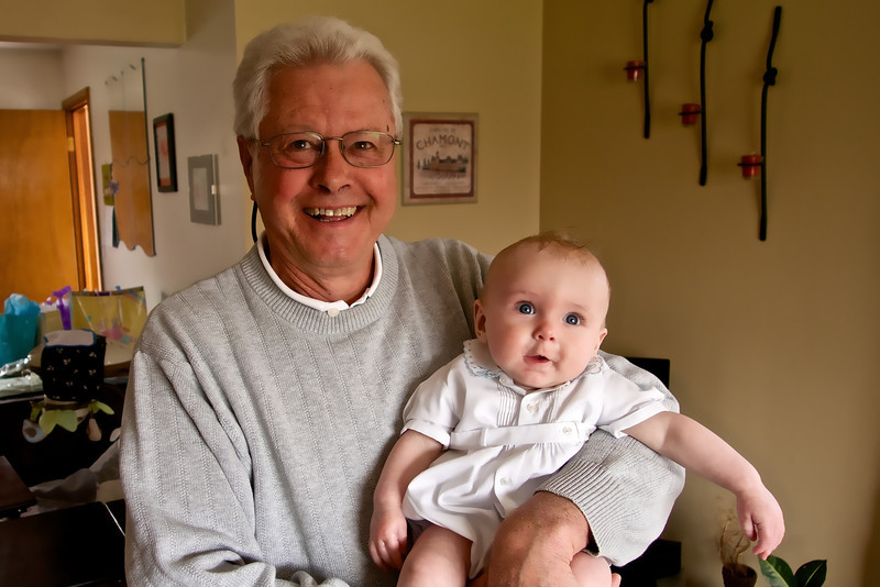 With Great Uncle Jay