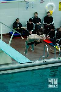 Wildcat Boys Swim