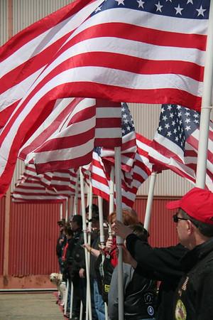 2015 Vietnam Veterans Welcome Home Ceremony
