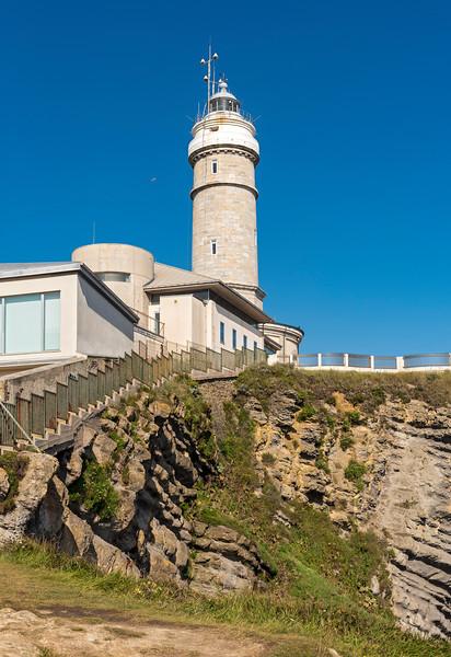 Cabo Mayor Lighthouse, Santander