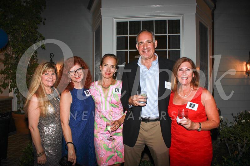 Melissa Alcorn, Anne-Marie Campbell, Elena Mykytiuk, Phillip Fletcher and Joanne McCloskey
