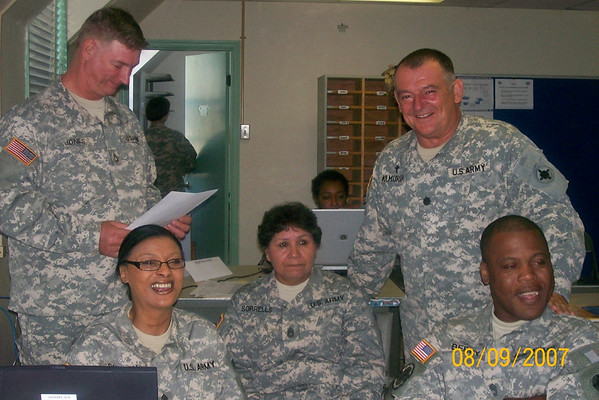 184th ESC Annual Training - August 2007