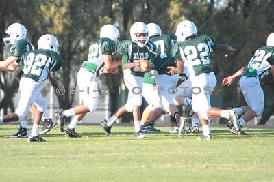 2011.10.20 B 8th Grade Taylor vs Burnet