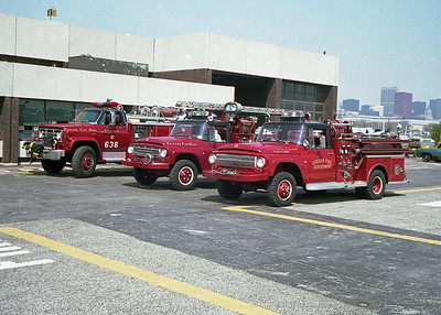 CHICAGO FIRE DEPARTMENT DOWN MEMORY LANE