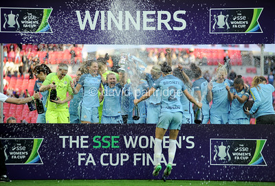 SSE Womens FA Cup Final 2017