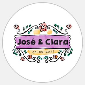 José & Clara