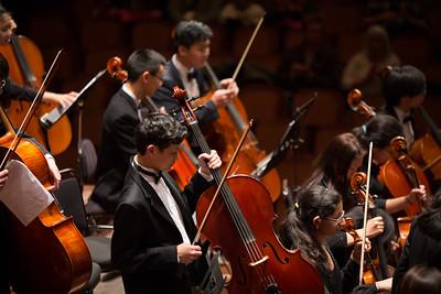 El Camino Youth Symphony January 17,2016