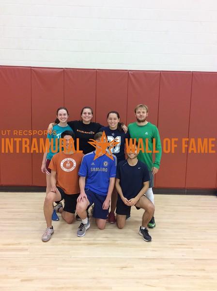 Spring 2017 Indoor Soccer Coed C Runner-Up_Joga Bonito