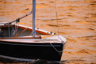 2020 Ware River YC Sunset