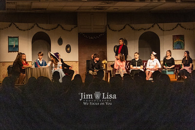 Drama - Murder's in the Heir, April 15