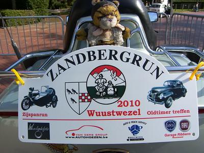 Zandbergrun 2010 - Inschrijven en vertrek