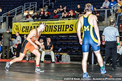 Michigan Club Wrestling @ NCWA Nationals