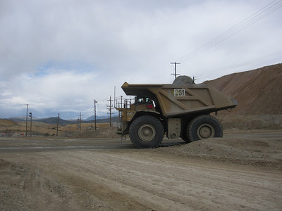 Robinson Nevada Mining Co, Ruth NV - 4/19/2014