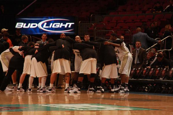 Purdue Basketball vs. Oklahoma 11-28-09