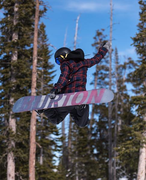 Colorado Beaver Creek - Snowboarding
