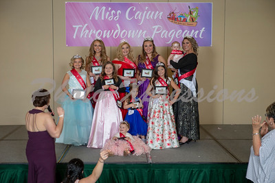 Miss Cajun Throwdown Pageant