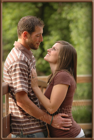 Engagement Photo Examples