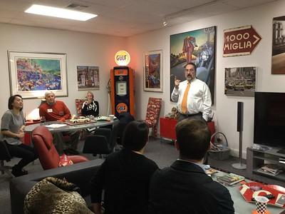 Houston Alumni Reception