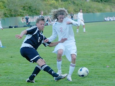 Boys soccer Eureka vs. Arcata