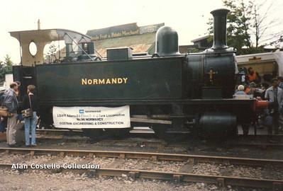 L&SWR Willian Adams B4 Class preserved