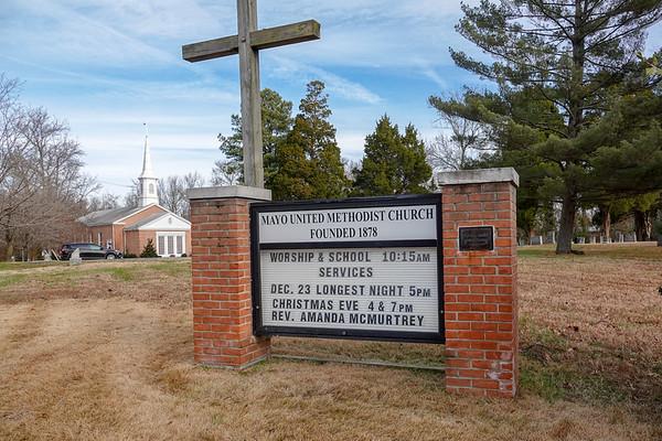 Mayo United Methodist Church