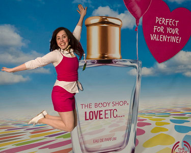 Body Shop Promo