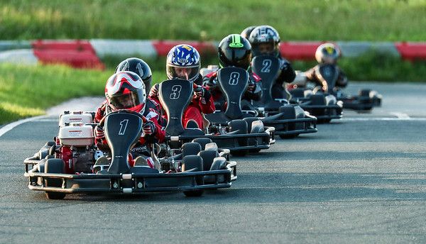 2017-07-20 Goodwood Kartways CKRC Races