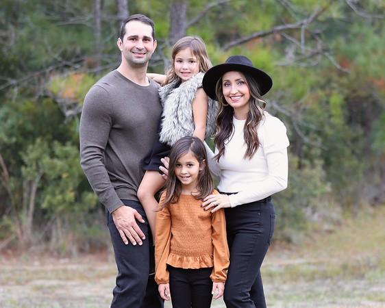 12-13-20 Duhon Family Photos